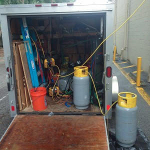 Refrigerant Recovery 2a